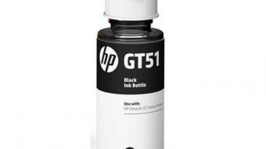 HP GT51XL SİYAH YÜKSEK KAPASİTELİ MÜREKKEP KARTUŞU ( X4E40A )