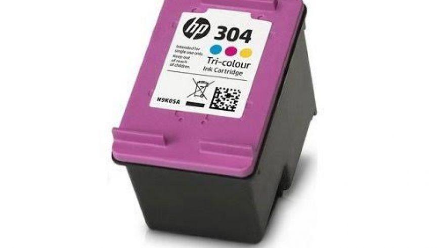 HP N9K06A (nr304) SİYAH KARTUŞ (3720/3730/2620/2630)